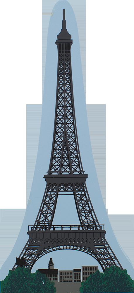 Eiffel Tower Paris France The Cat S Meow Village