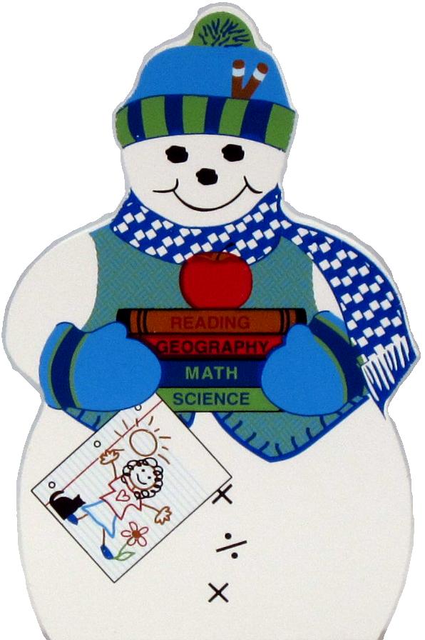 Teacher Snowman The Cat S Meow Village
