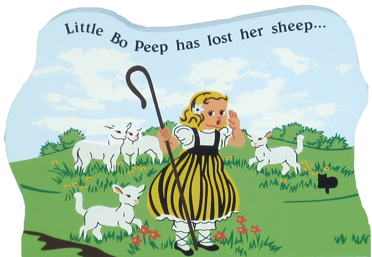 Little Bo Peep The Cat S Meow Village