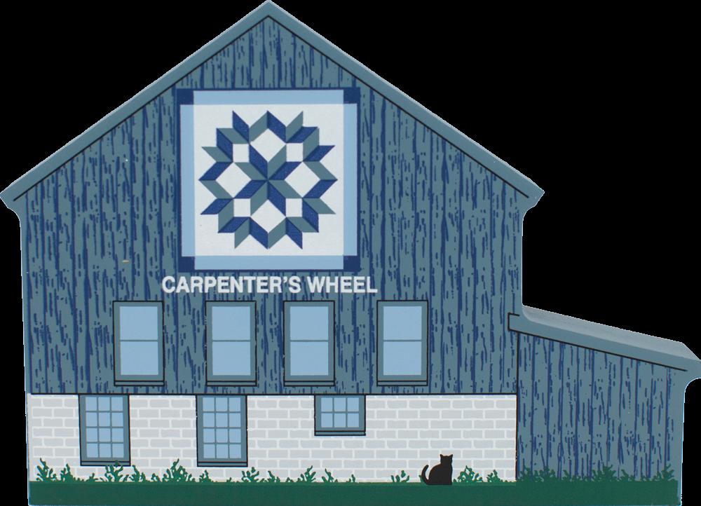 carpenter u0026 39 s wheel quilt barn