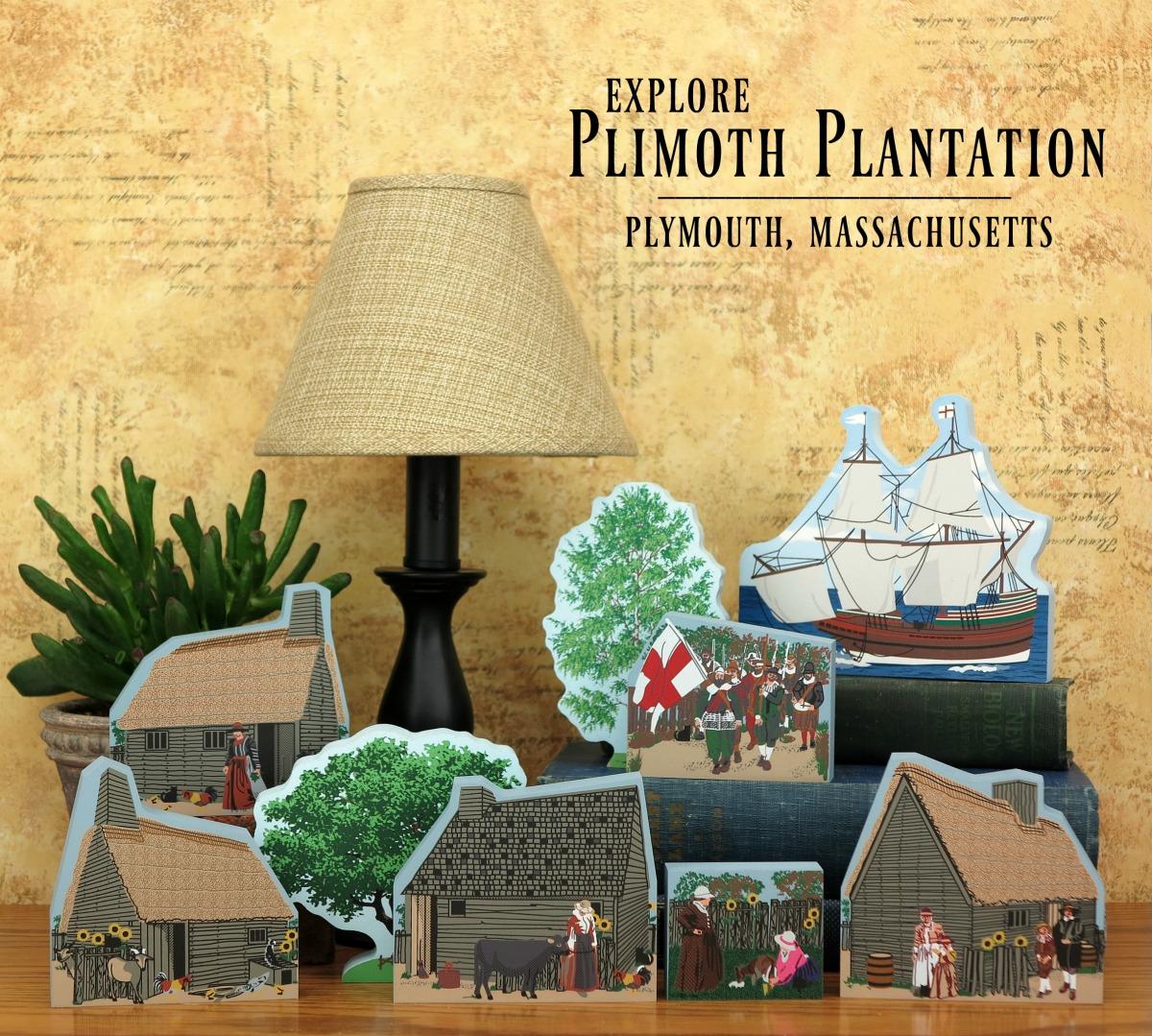 Samuel Fuller Home-Plimoth Plantation, MA | The Cat's Meow ...