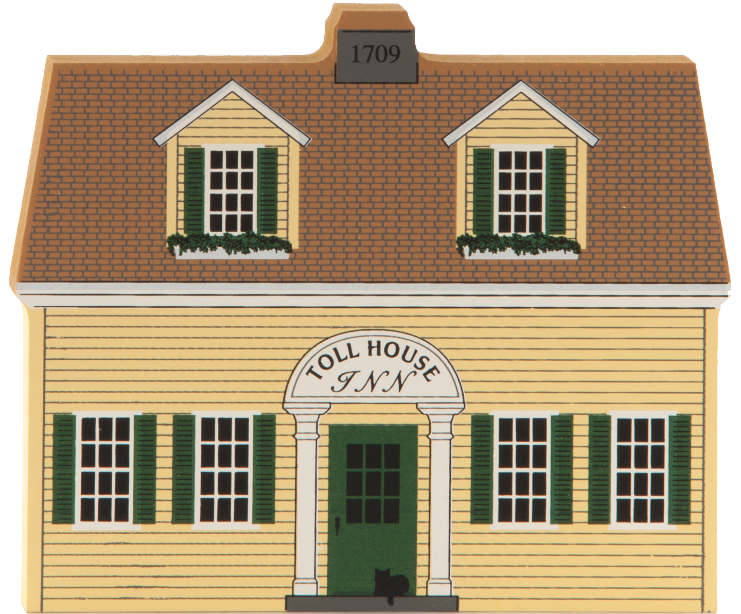 Toll house inn whitman ma the cat 39 s meow village for Wakefield house