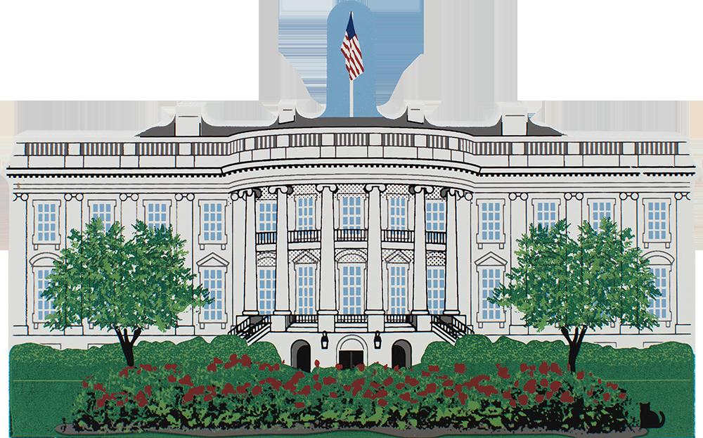 White house washington dc the cat 39 s meow village for Build your own home washington state