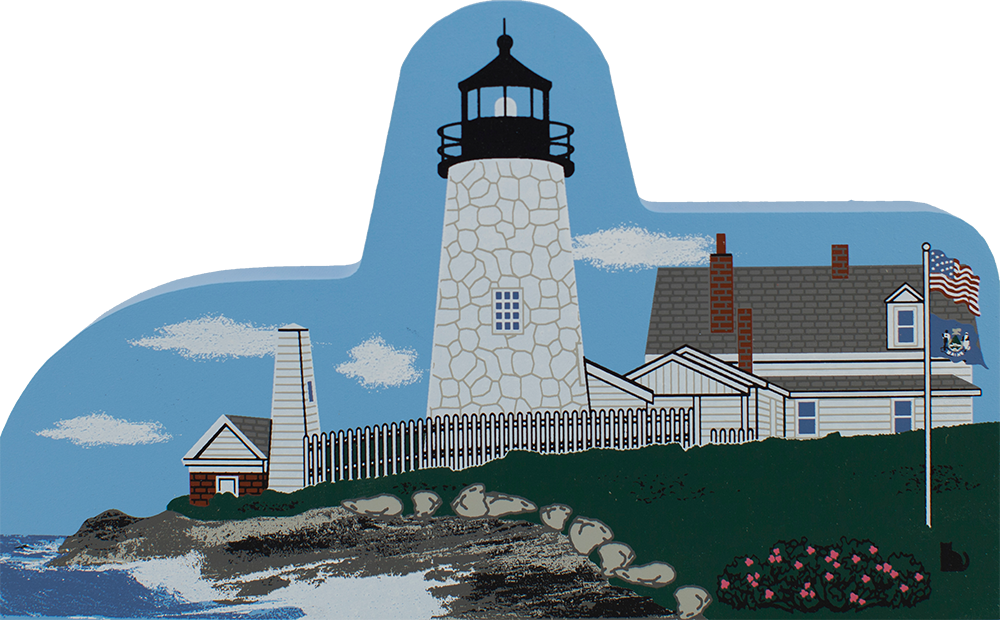 Pemaquid Point Lighthouse Pemaquid Me The Cat S Meow Village