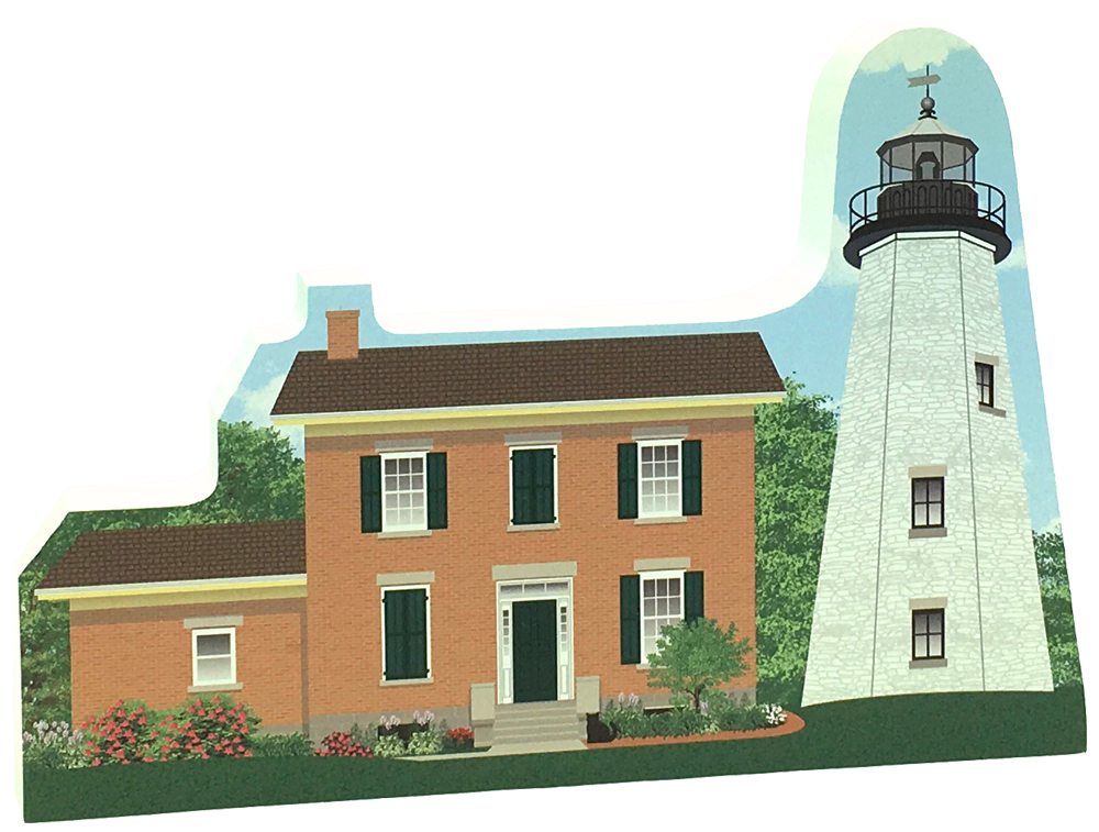 Charlotte Genesee Lighthouse Rochester Ny The Cat S