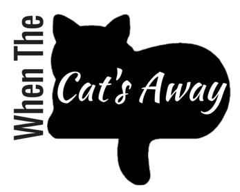 When The Cat's Away PURRsonalize Me! logo