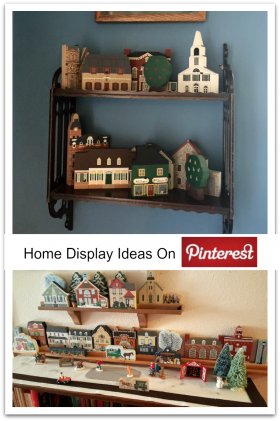 Find display ideas on Pinterest from people who collect Cat's Meows