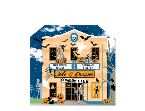 You'll definitely want to look through our Halloween Village!