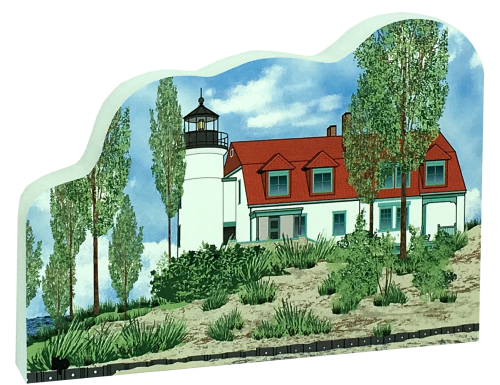 Michigan West Coast Lighthouse Collection