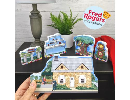 Welcome to Mister Rogers' Make-Believe Neighborhood