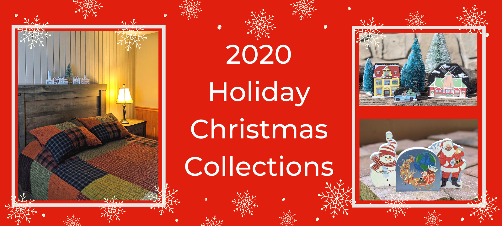 Check out all our 2020 holiday Christmas collections this year.