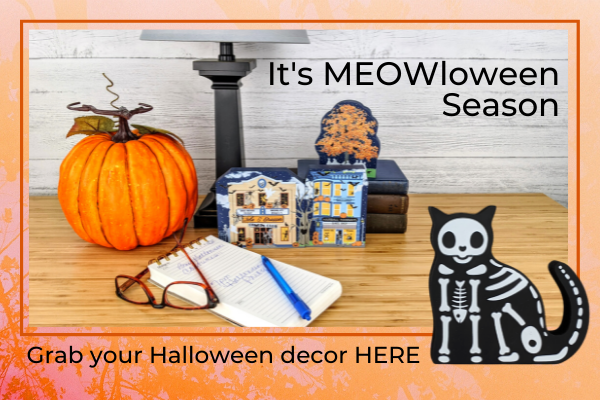 Grab all your Halloween decorations here.