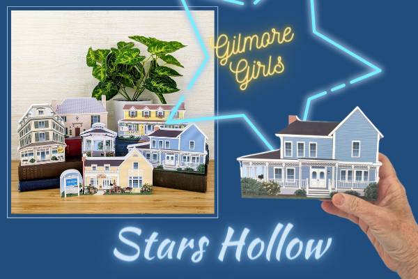 Attention Gilmore Girl fan! Bring Stars Hollow home!