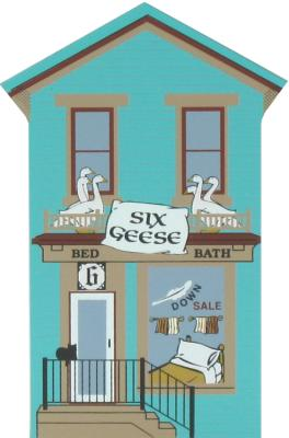 Six Geese Bed & Breakfast, Twelve Days Of Christmas Collection
