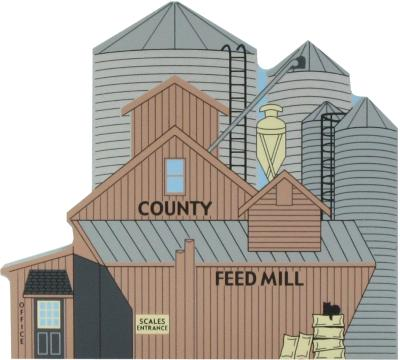 Amish Country Ohio,Feed Mill in Amish country, Ohio, Amish, feed mill