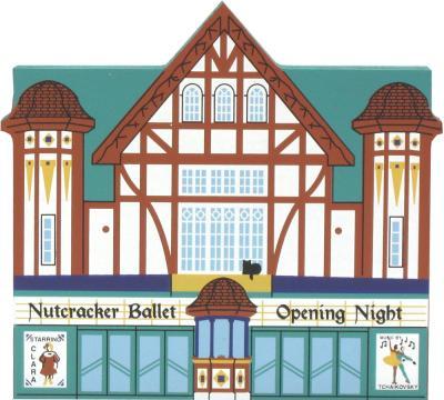 Nutcracker Ballet Nutcracker Theatre, Marius Petipa, Tchaikovsky