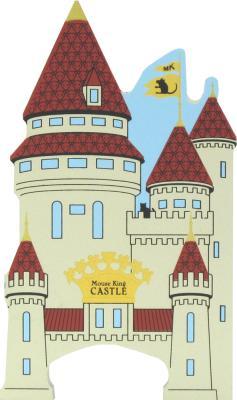 Nutcracker Ballet Mouse King Castle
