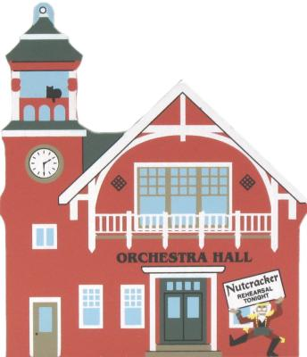 Nutcracker Ballet Orchestra Hall