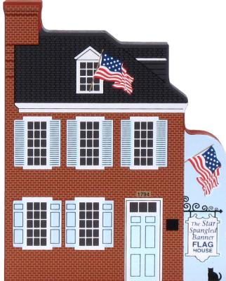 The Star Spangled Banner Flag House, Baltimore, Maryland