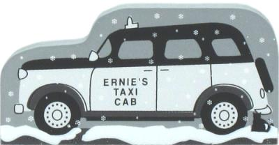 It's A Wonderful Life - Ernie's Taxi Cab