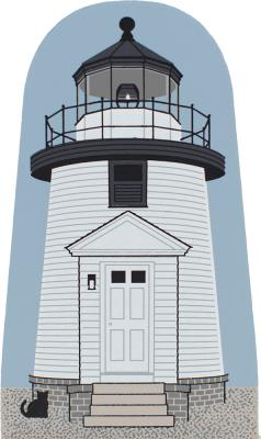 Mystic Seaport Lighthouse, lighthouse, nautical,New England, Brant Point Light, Nantucket, Connecticut
