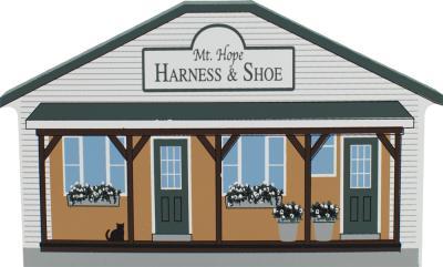 Mt. Hope Harness & Shoe, Amish Country Ohio, Amish,