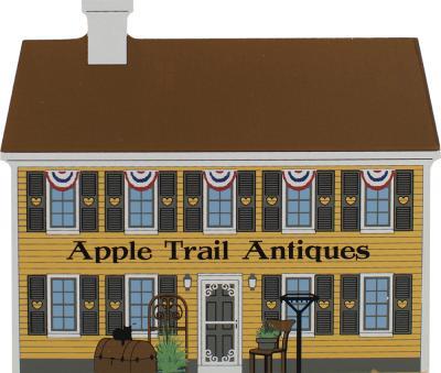 Apple Trail Antiques, antiques, quilts, America's back roads