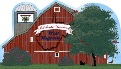 Cat's Meow West Virginia State Barn
