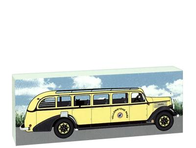 Yellow Bus, Yellowstone Front