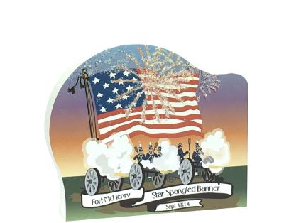 Star Spangled Banner, Francis Scott Key, Fort McHenry
