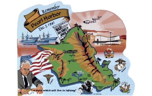 Pearl Harbor, Oahu, Hawaii, WWII, Pacific Fleet, Army, Navy, Marines, President Roosevelt