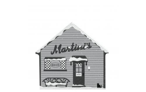 It's A Wonderful Life - Martini's Bar, Bedford Falls, PA