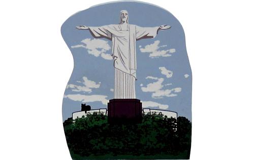 Christ The Redeemer Statue in Rio de Janeiro, Brazil
