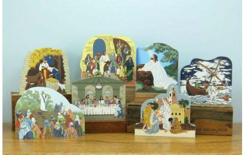 More Bible stories available.