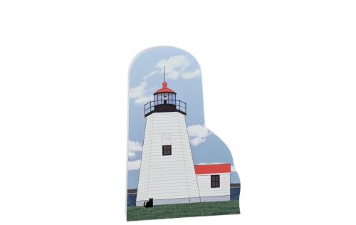 Plymouth (Gurnet) Lighthouse, Duxbury, Massachusetts, Cape Cod