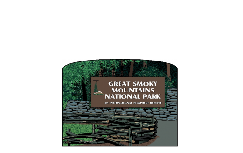 Great Smoky Mountains, Front