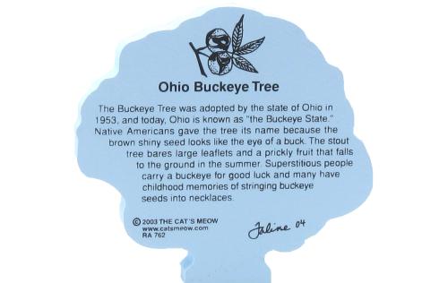 Ohio Buckeye Tree, Ohio State, OSU fans