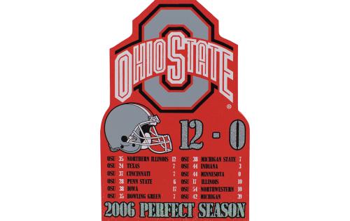 Buckeye Football, Scarlet & Gray, Ohio State, Ohio, OH-IO, Go Bucks, Brutus, Ohio State Alumni, TBDBITL, Perfect Season, Top Ten Football