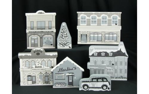 It's A Wonderful Life Cat's Meow Collection