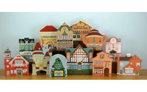 Nutcracker Ballet Cat's Meow Collection of 12 pieces