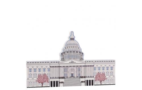Cat's Meow replica of U. S. Capitol Building, Natl Mall & Memorial Parks, Washington DC