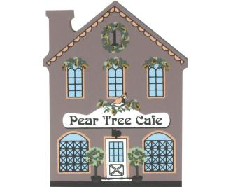Pear Tree Cafe, Twelve Days Of Christmas Collection