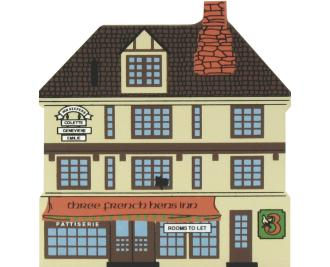 Three French Hens Inn-Twelve Days Of Christmas Collection
