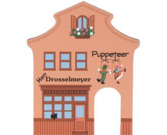 Nutcracker Ballet Herr Drosselmeyer, Puppeteer
