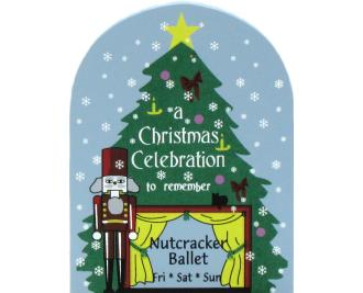 Nutcracker Ballet A Christmas Celebration to remember