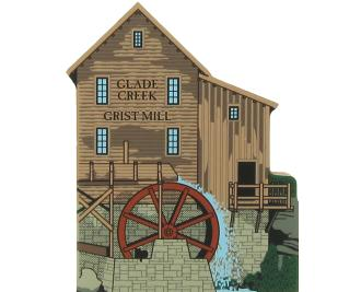 Glade Creek Grist Mill, Babcock State Park, West Virginia, Fayette County