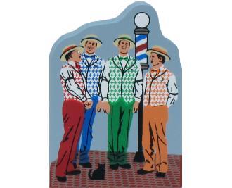 Cat's Meow Barbershop Quartet