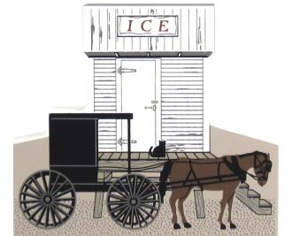 Amish Country Ohio, Amish country Icehouse, Amish Country Pennsylvania