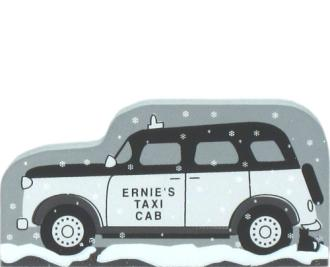 It's A Wonderful Life - Ernie's Taxi Cab