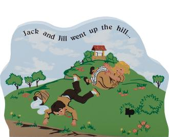 Jack and Jill, nursery rhymes, Mother Goose